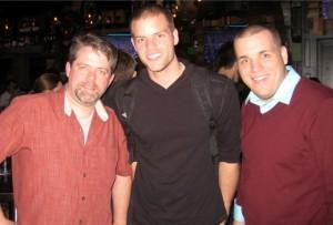 JD Roth Adam Baker & Joel Runyon