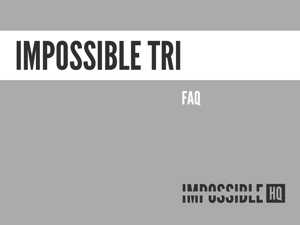 IMPOSSIBLE_TRI_FAQ