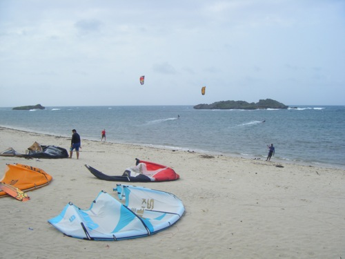 Kite Beach Puerto Plata