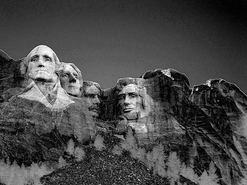 Mount Rushmore Teddy Roosevelt
