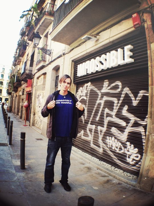 Jeff Impossible Barcelona