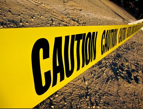 caution limits