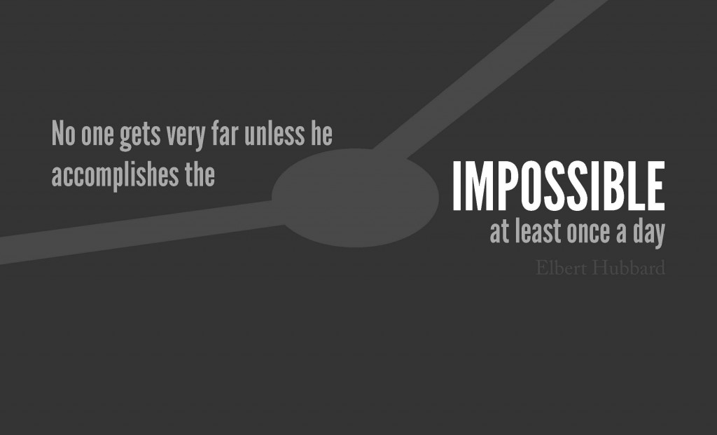 50 Impossible Quotes Impossible