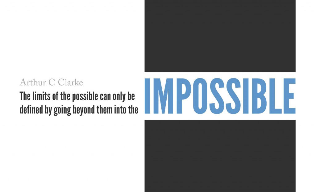 50 Impossible Quotes | IMPOSSIBLE ®