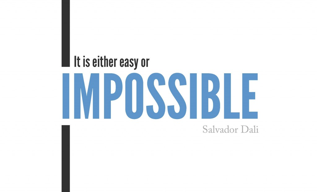 Impossible Quote (25)