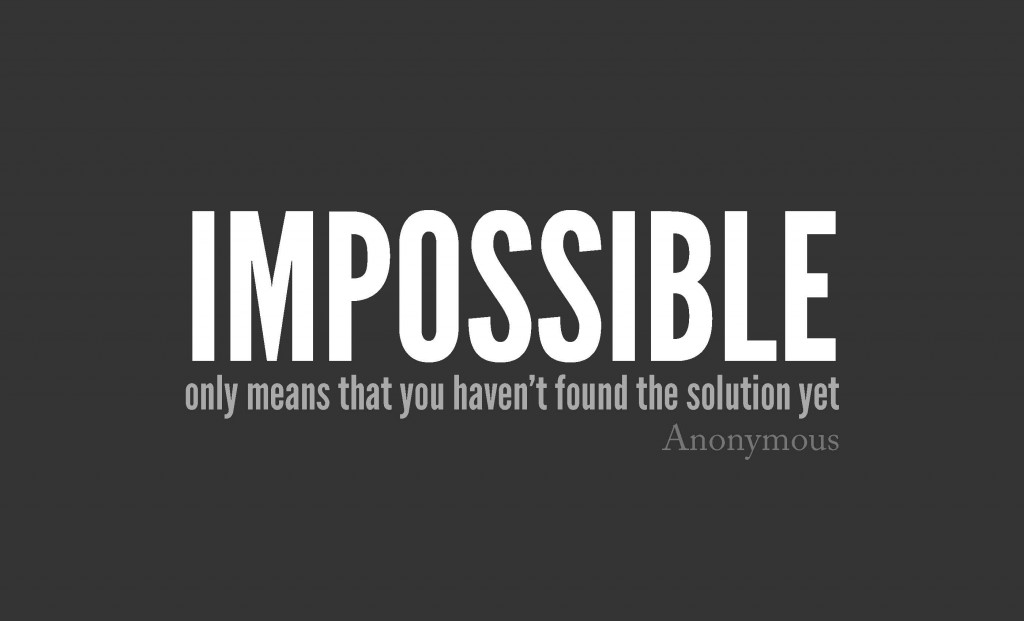 Impossible Quote (3)