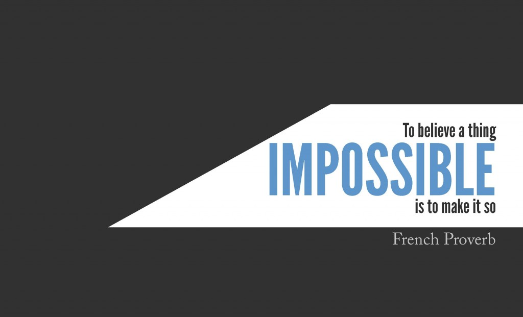 Impossible Quote (37)