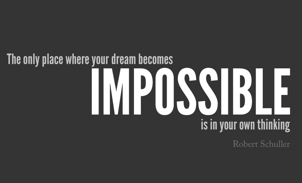 50 Impossible Quotes IMPOSSIBLE R