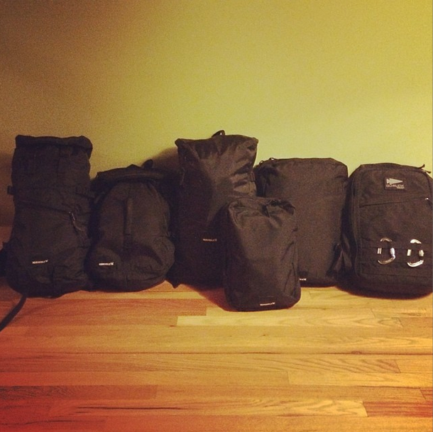 My 97 Things (Or How I Moved Across The Country With Just 3 Bags)
