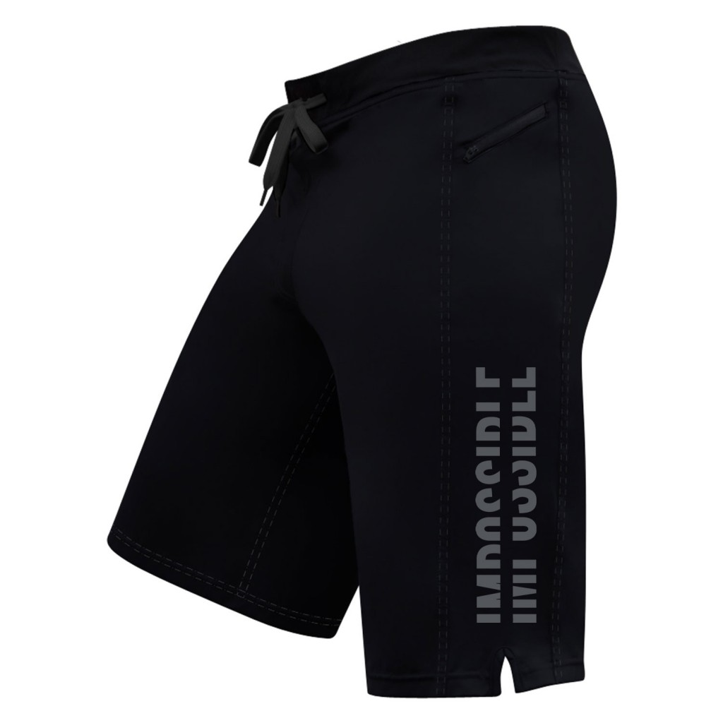 Build Your Impossible Gear Arsenal – Pre-Order Your Impossible Cross-Training Shorts Today