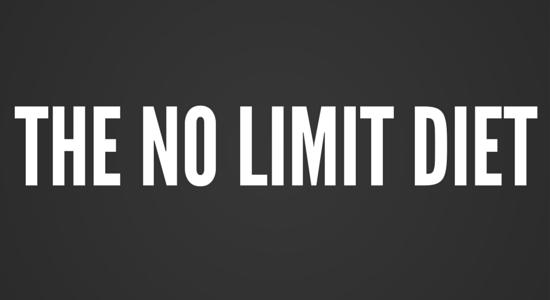 The No Limits Diet