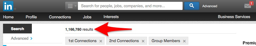 Results-LinkedIn