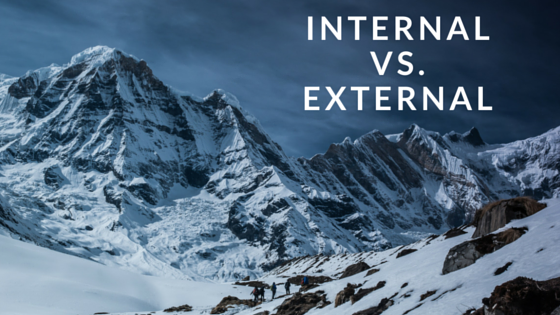 Internal vs. External? A Quick Practice To Become More Resilient