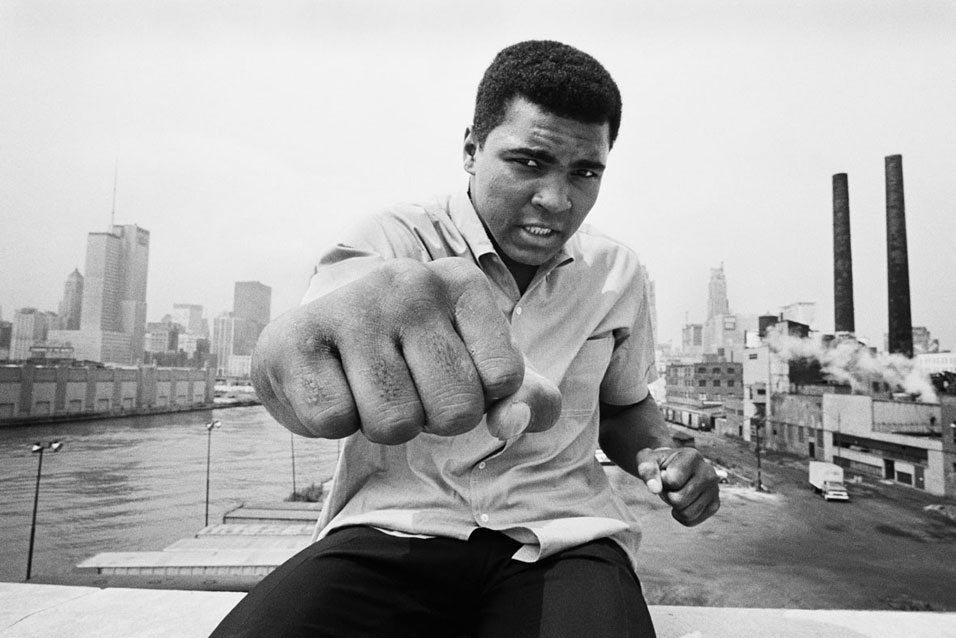 Muhammad Ali on the Impossible
