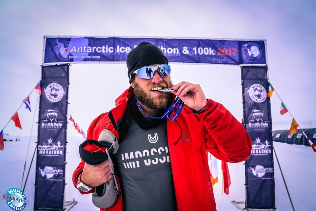The Ice Marathon 100k