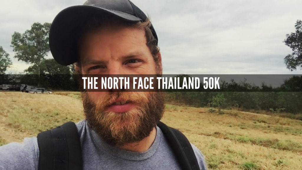 The Thailand North Face 50k Race Video Short