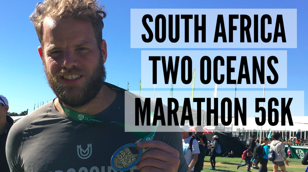 The Two Oceans Marathon Video Short