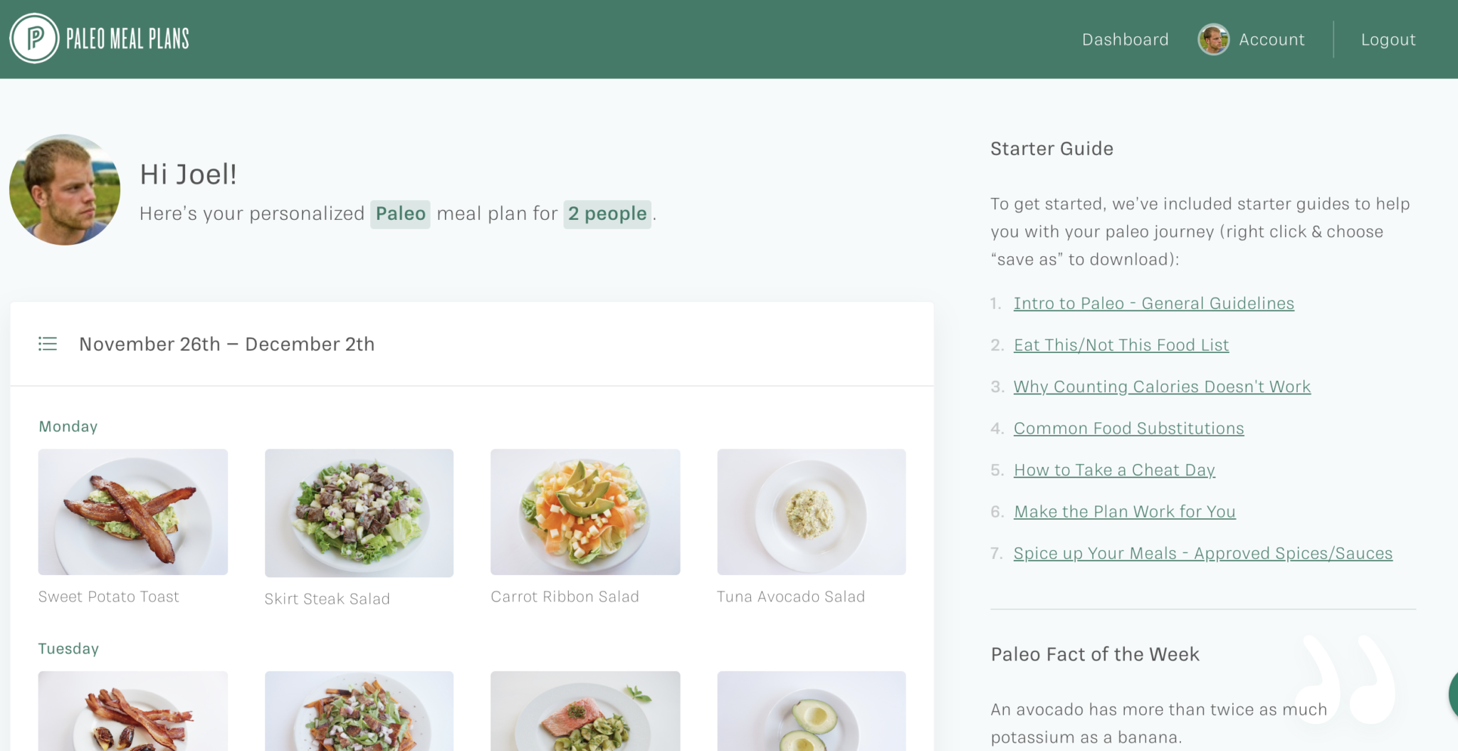 paleo-meal-plans-dashboard